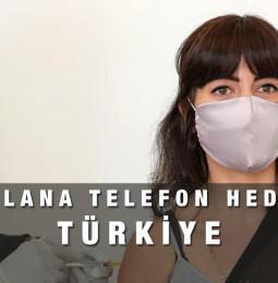 Türkiye Aşı Olanlara Telefon Hediyesi Başvuru