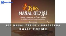 Ücretsiz Burgazada Gezisi Başvuru Kayıt Formu