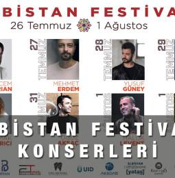 Elbistan Festivali Konserleri 2021