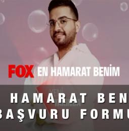 En Hamarat Benim FOX TV Başvuru Formu