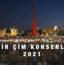 İzmir Çim Konserleri 2021