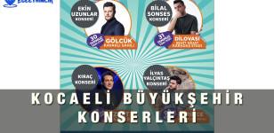 Kocaeli Büyükşehir Belediyesi Konserleri