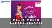 Melek Mosso Ankara Konseri – 10 Temmuz 2021
