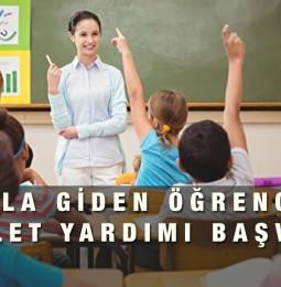 Okula Giden Öğrenciye Devlet Yardımı Başvuru Formu