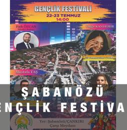 Şabanözü Gençlik Festivali 2021