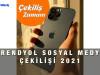 Trendyol Sosyal Medya Iphone 12 Çekilişi Başvuru Formu 2021