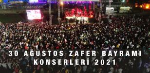 30 Ağustos Zafer Bayramı Konserleri 2021