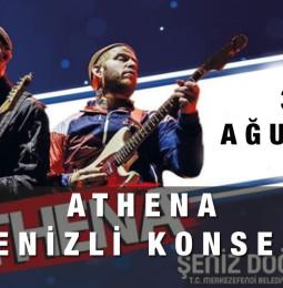 Athena Denizli Konseri – 30 Ağustos 2021