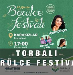 Torbalı Börülce Festivali 2021