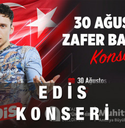 Edis Antalya Konseri – 30 Ağustos 2021