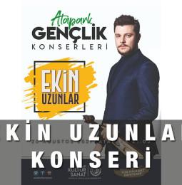Ekin Uzunlar Uşak Konseri – 20 Ağustos 2021