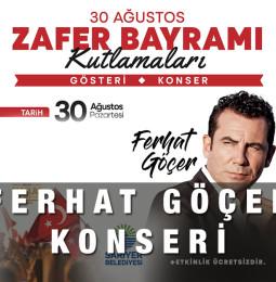 Ferhat Göçer Sarıyer Konseri – 30 Ağustos 2021