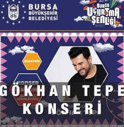 Gökhan Tepe Bursa Konseri – 30 Ağustos 2021