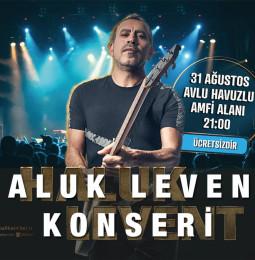 Haluk Levent Balıkesir Konseri – 31 Ağustos 2021