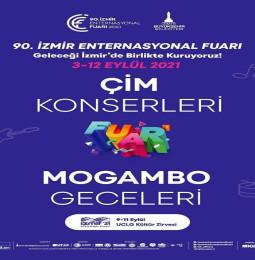 İzmir Fuar Çim Konserleri 2021