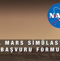 Nasa Mars Simülasyonu Gönüllü Başvuru Formu 2022
