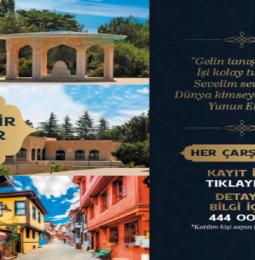 İstanbul Çıkışlı Ücretsiz Eskişehir Turu 2021