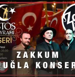 Zakkum Muğla Konseri – 30 Ağustos 2021