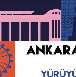 Ankara 101 Kent Yürüyüşleri Başvuru Kayıt Formu