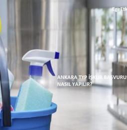 Ankara İşkur TYP Personel Alımı 2021 Başvuru Formu