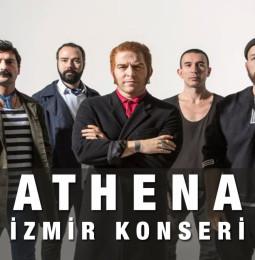 Athena İzmir Konseri – 9 Eylül 2021