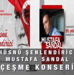 Mustafa Sandal – Hüsnü Şenlendirici Çeşme Konseri 2021