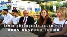 İzmir Büyükşehir Belediyesi Burs Başvuru Formu 2021