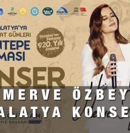 Merve Özbey Malatya Konseri – 19 Mayıs 2021