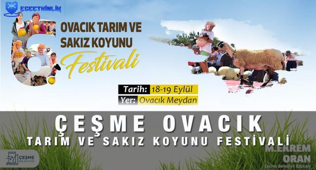 Ovacık Tarım ve Sakız Koyunu Festivali 2021