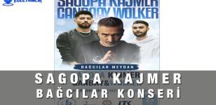 Sagopa Kajmer Bağcılar Konseri – 25 Eylül 2021