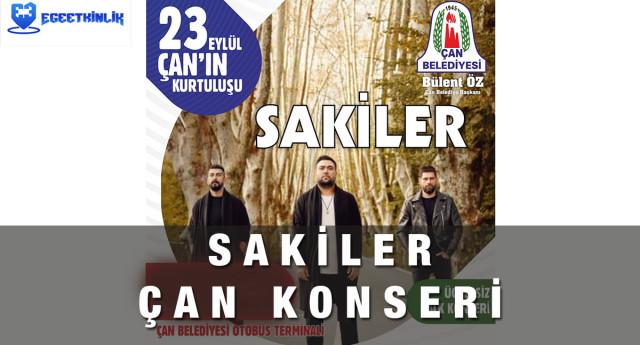 Sakiler Çan Konseri – 23 Eylül 2021