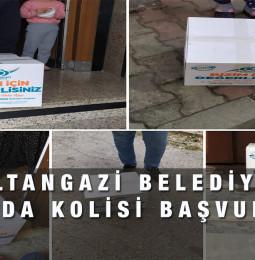 Sultangazi Belediyesi Gıda Desteği Başvurusu