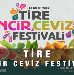 Tire İncir Ceviz Festivali 2021