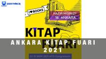 Ankara Kitap Fuarı Programı İmza Günleri 2021