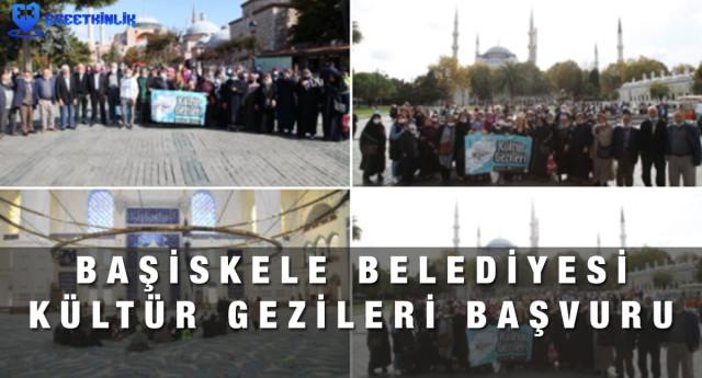 Başiskele Belediyesi Kültür Gezileri Başvuru Formu