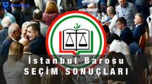 İstanbul Barosu Seçim Sonuçları 2021