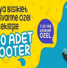 Konya Büyükşehir Belediyesi Scooter Başvuru Formu