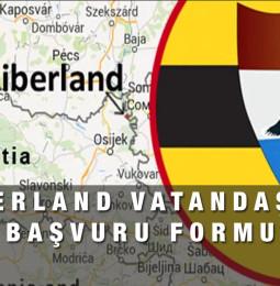 Liberland Vatandaşlık Başvuru Formu 2021