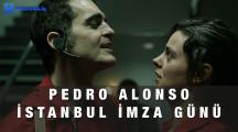 Pedro Alonso İmza Günü – 17 Ekim 2021
