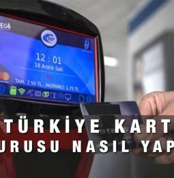 PTT Türkiye Kart Başvuru Nasıl Yapılır?